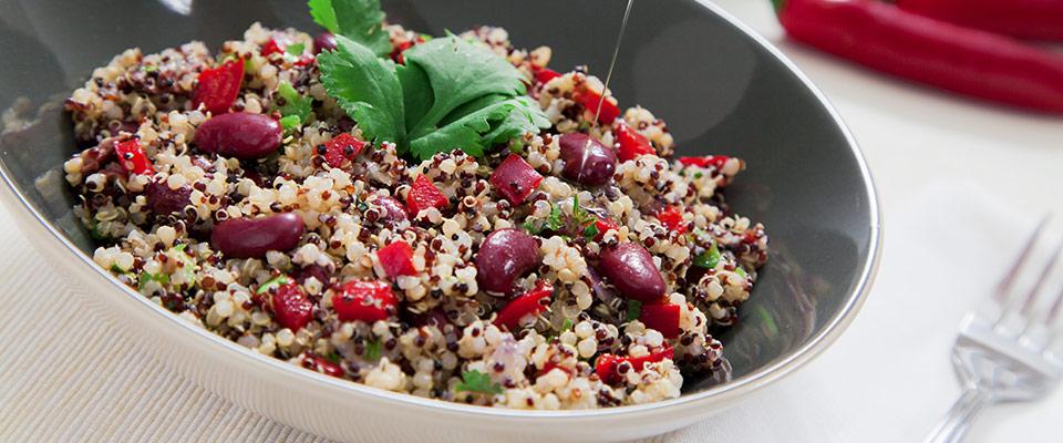 three_bean_salad_Quinoa