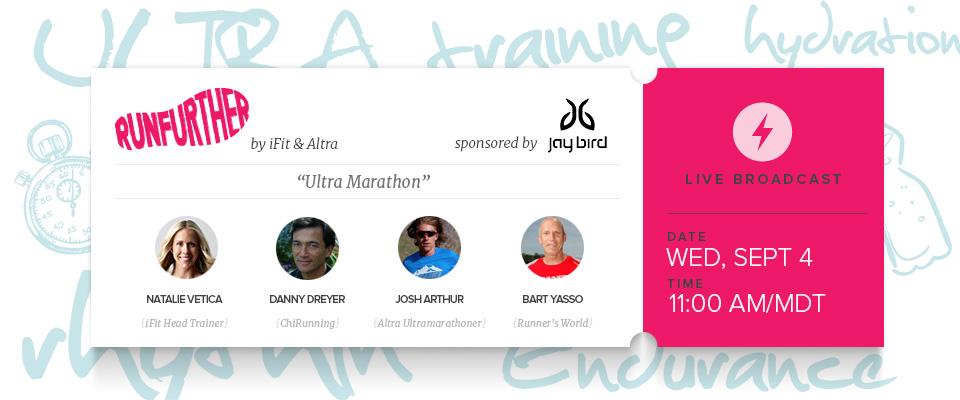 ultra marathon blog