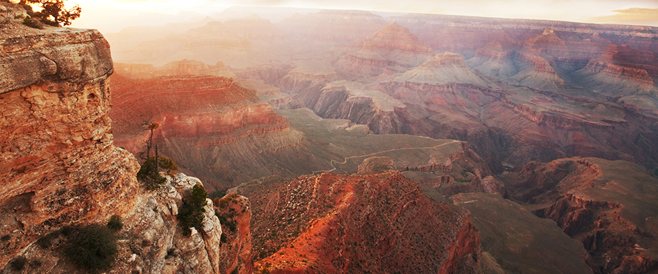 Virtually Walk the Grand Canyon on iFit