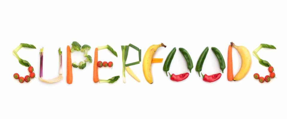 superfoods blog