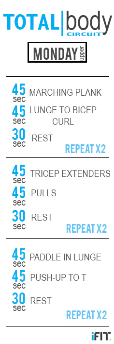 Monday Circuit pin