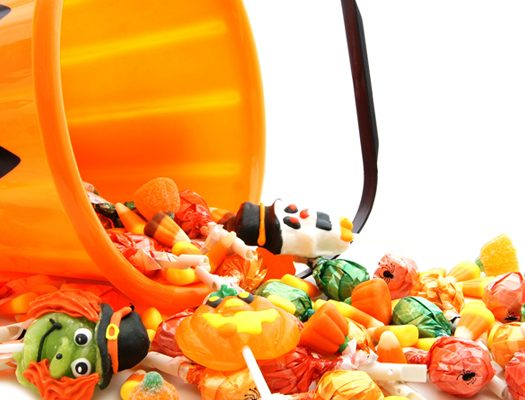 healthy halloween blog