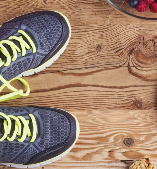 nutrition and running