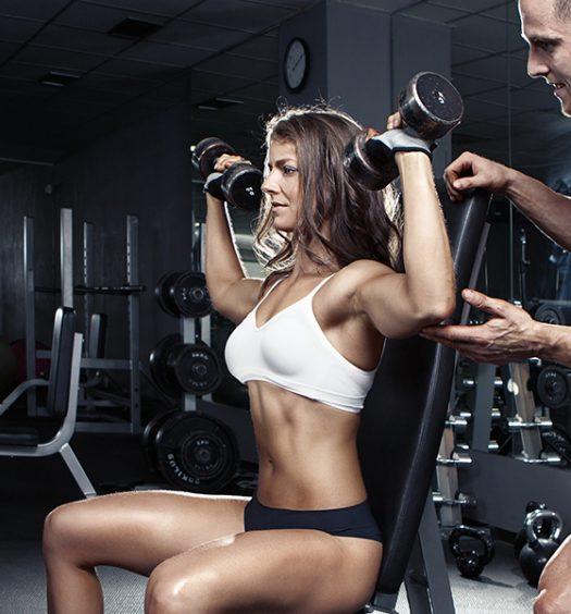 ultimate shoulder workout