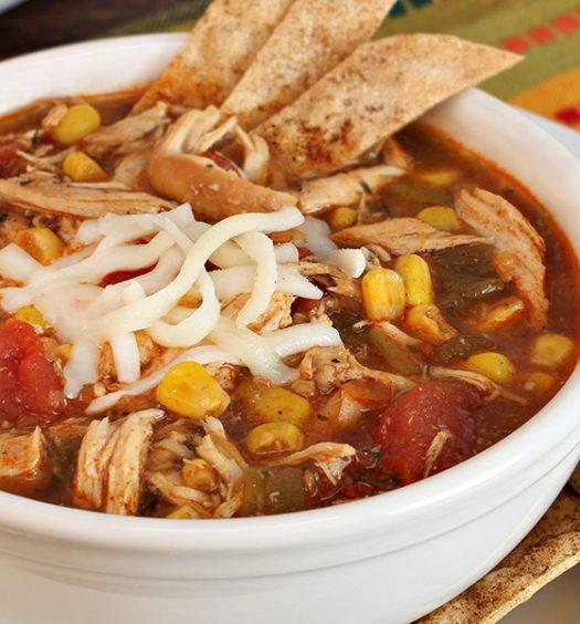 enchilada soup blog