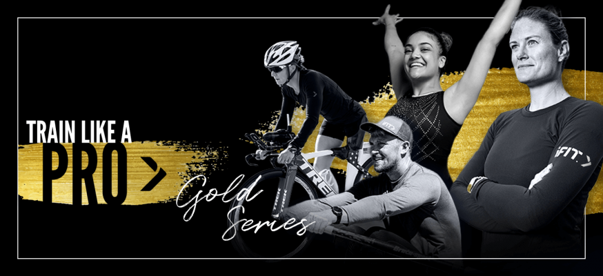 Trainers in the iFIT Train Like a Pro: Gold Series
