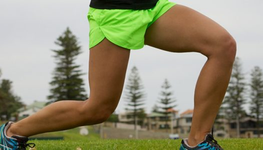 November 30-Day Leg Challenge