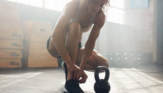A woman's guide to weight lifting