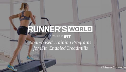 Runner's World Goal-Based Training on iFit