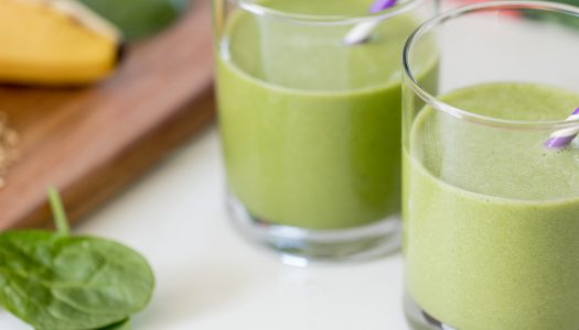 Nourish Green Protein Smoothie