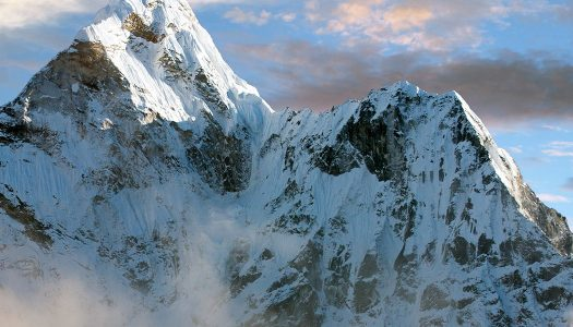 NEW ROUTES : EVEREST