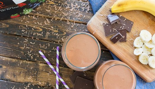 Nourish Chocolate Protein Smoothie
