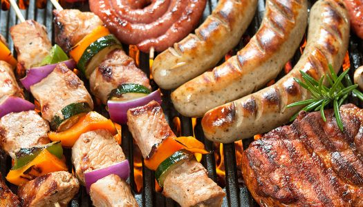 8 Healthy Snacks for Your Next Tailgate Party