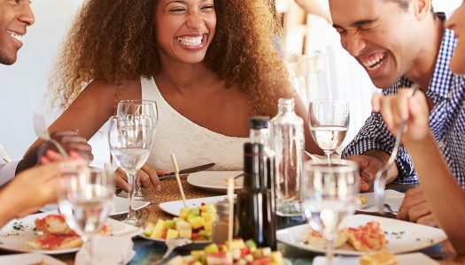 Family Meals: a Cornucopia of Benefits