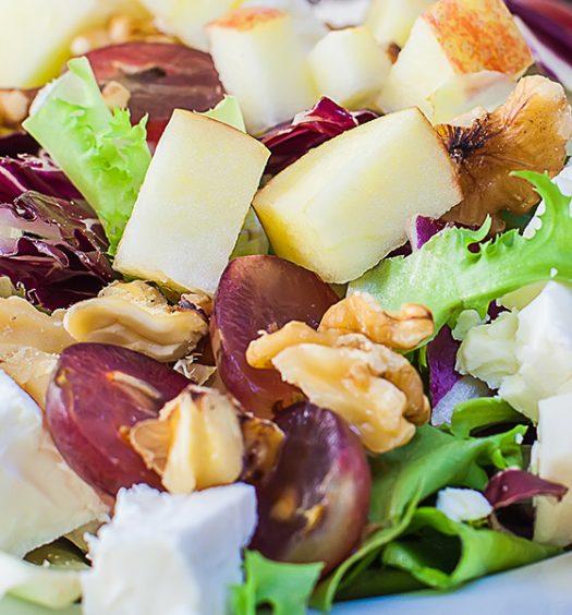 turkey walnut salad