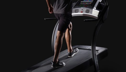 Treadmill Training: Workout 4