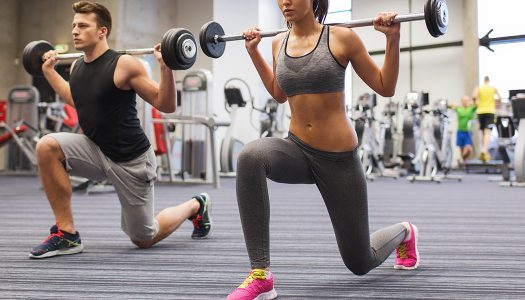 Strength Training 101: Legs Workout