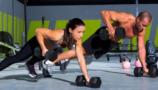 The Benefits of Working out as a Couple