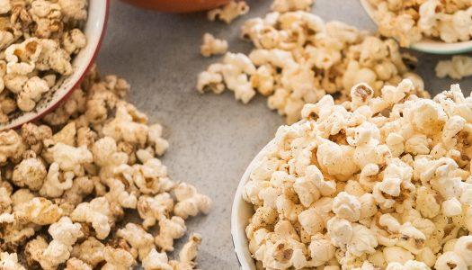 Game Day Popcorn