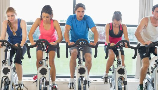Quick, 18-minute Cycling Workout