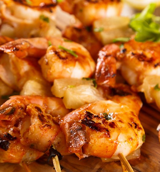 shrimpskewers