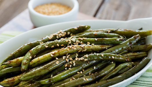 Hoisin Green Beans