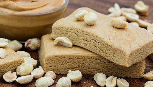 Nourish Peanut Butter Protein Bars