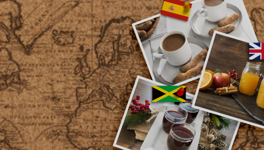 Holiday Drinks Around The World