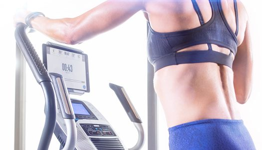Elliptical Training: Workout 3
