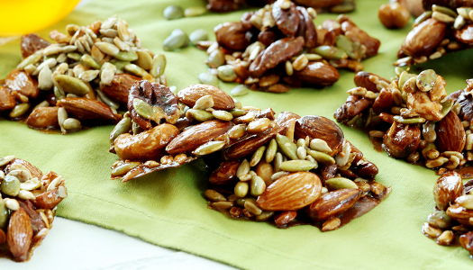 Nut and Seed Clusters