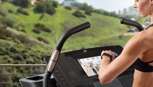 Post-baby Treadmill Workout: Hills