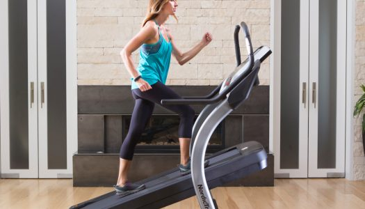 Post-baby Treadmill Workout: Walk-'n-jog