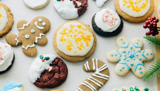 12 Days of Holiday Cookies