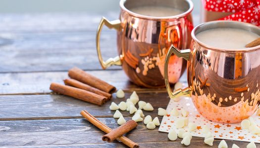 Indian Spiced Hot Chocolate