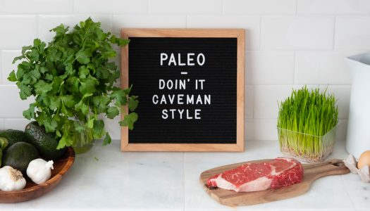 Our Experience: Paleo Diet
