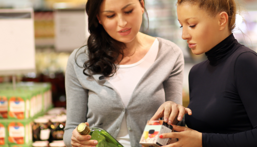 New Nutrition Label Explained