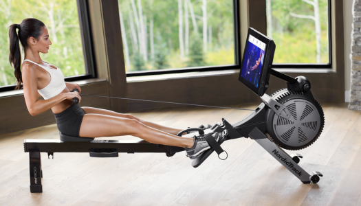 iFit on New NordicTrack Rower Captivates Digital Trends