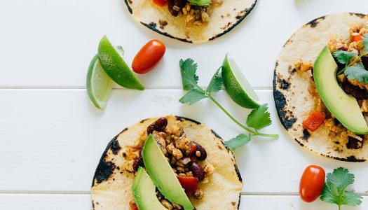 Tempeh Taco Filling