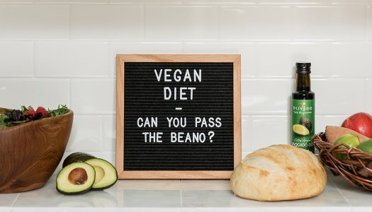 Our Experience: Vegan Diet