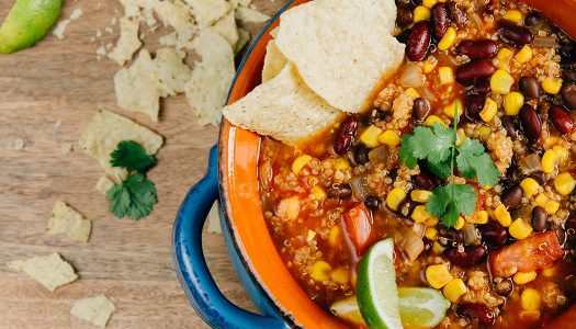 Vegan Chipotle Chili