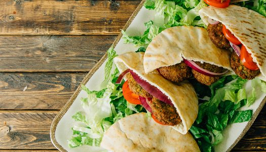 Protein Falafel
