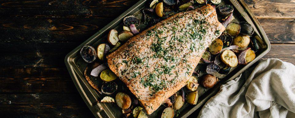 norwegian-sheet-pan-salmon-featured-image