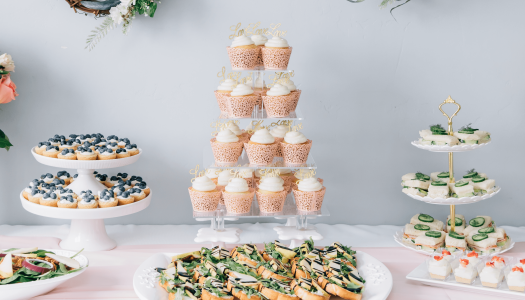 5 Must-Have Recipes for Your Next Bridal Shower
