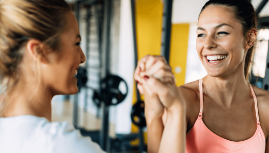 Friends & Fitness: 5 Tips to Keep You Motivated