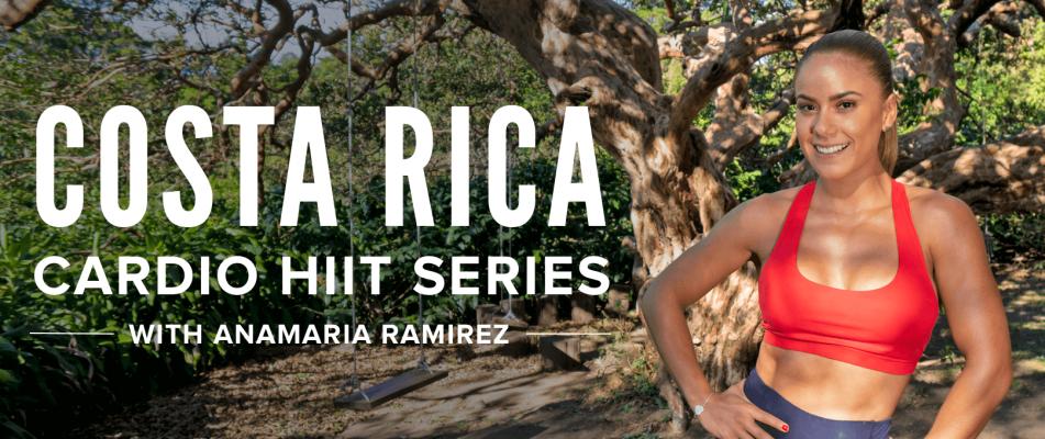 Costa Rica Cardio HIIT Series