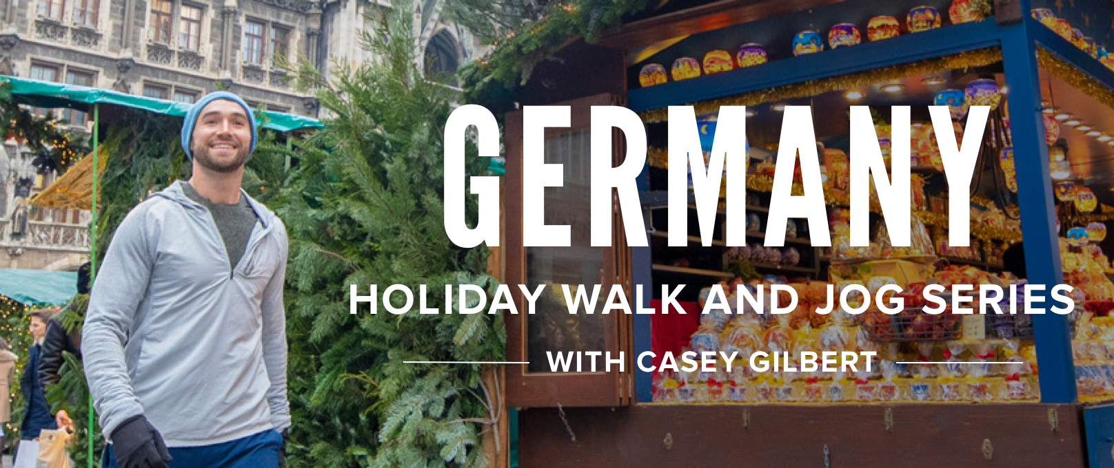 iFit Germany Holiday Walk And Jog Series walking and jogging workouts