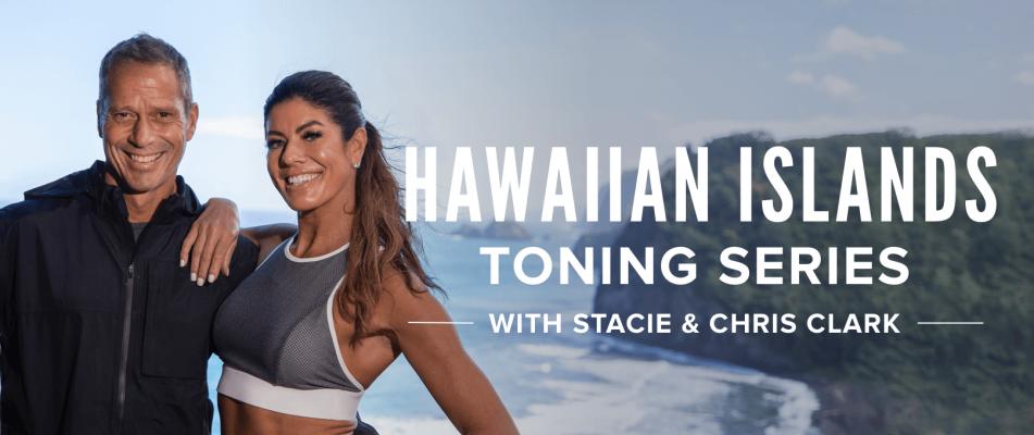 Hawaiian Islands Toning Series