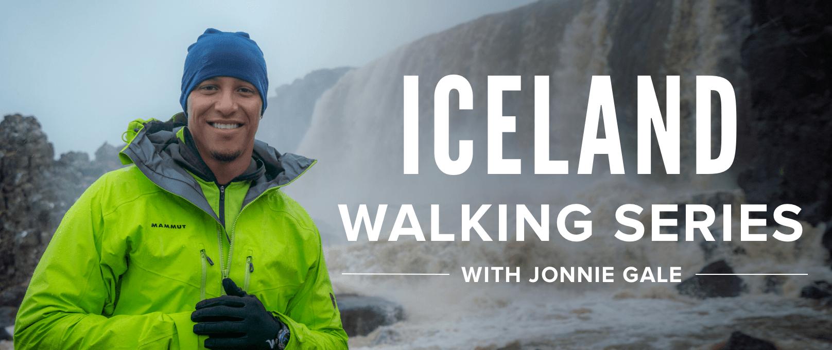 iFit Iceland Walking Series walking workouts