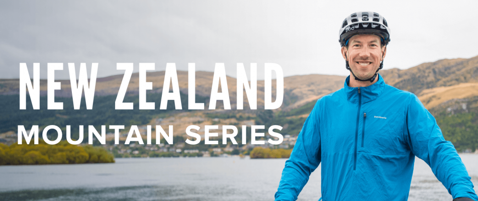 New Zealand Mountain Series with Regan Pearce and Eric Porter