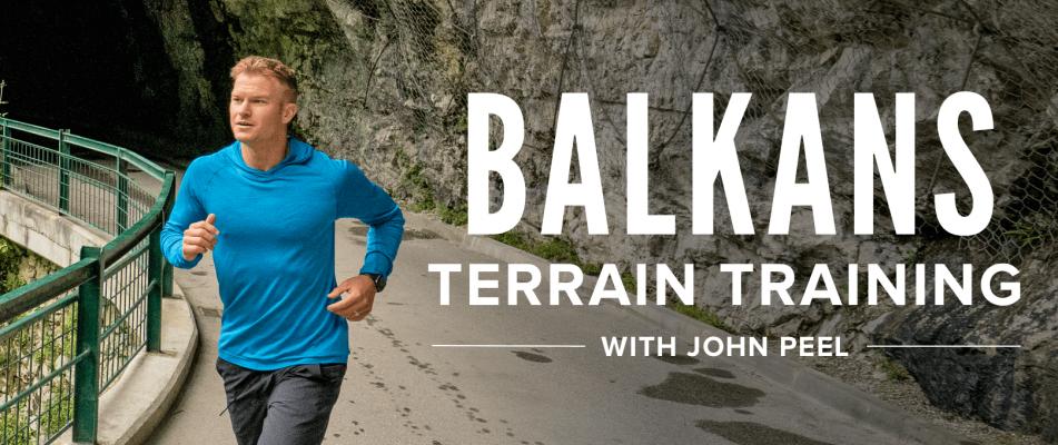 Terrain Training in the Balkans